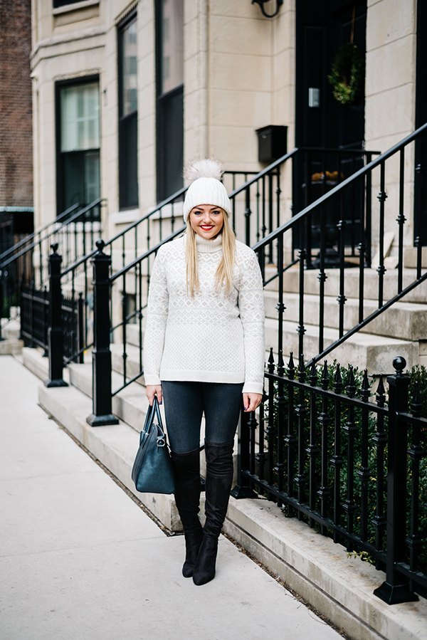 Bows & Sequins shares 10 go-to winter outfits