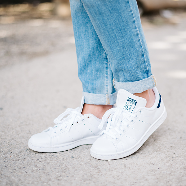 white stan smiths