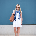 Six Ways to Wear a Scarf This Spring
