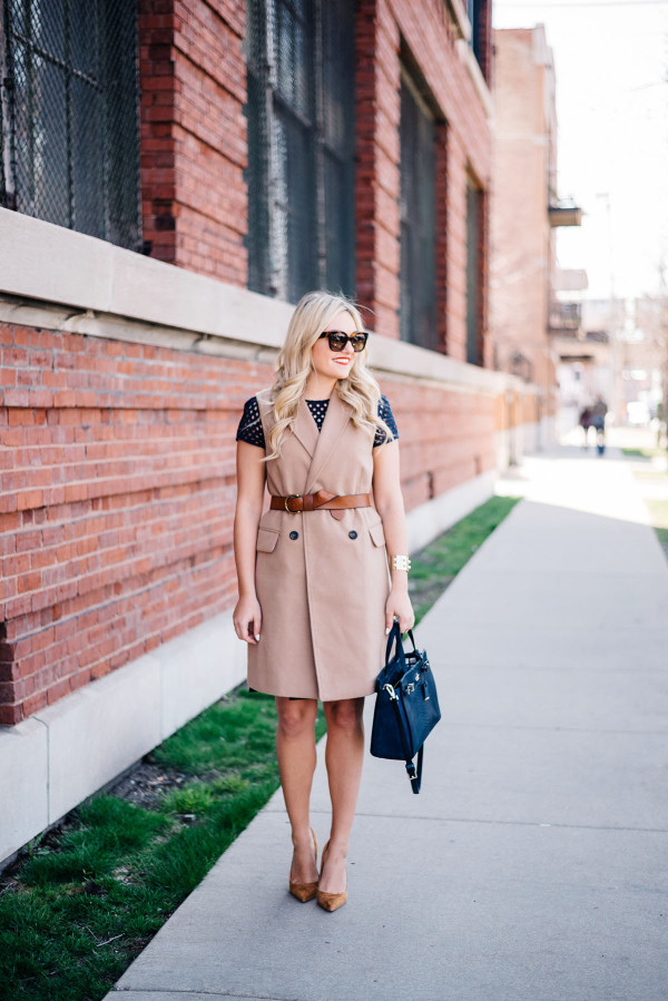 cute spring outfits to wear to work