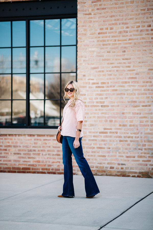 flared jeans 2016