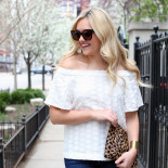 Trend to Try: Off-the-Shoulder Shirts
