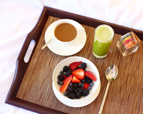 westin weekends heavenly bed healthy breakfast