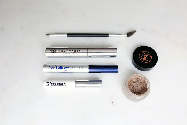 The best brow products and tips for tweezing and shaping from a celebrity eyebrow artist. Plus, beauty reviews for Glossier, Anastasia, and RevitaBrow.