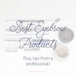 Beauty Buff // Vol. 2: Eyebrows