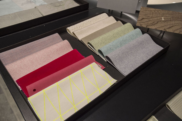 bmw fabric choices