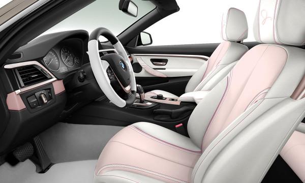 bmw interior 2 pink