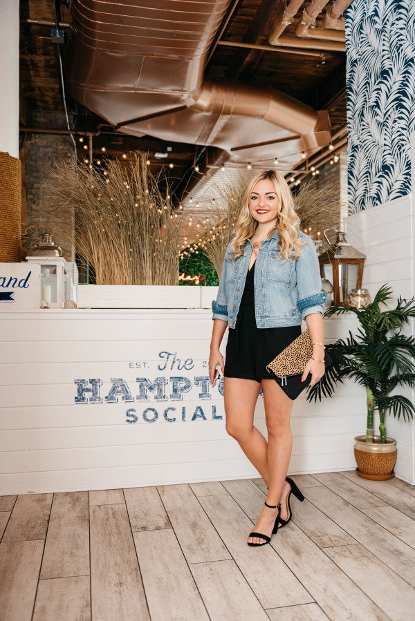 the hampton social chicago illinois, girls night out outfit ideas