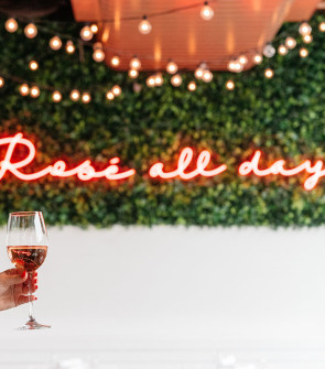 Rosé All Day. Bows & Sequins favorite affordable rosé wines.