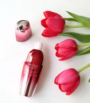 Bows & Sequins Beauty Review: Shiseido Ultimune Eye Power Infusing Eye Concentrate