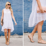 Little White Dress: Day to Night