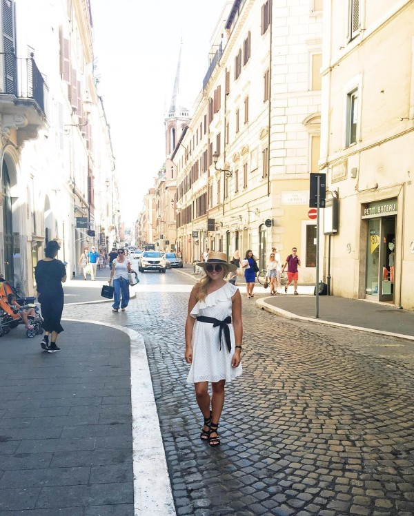 Such a perfect last day exploring Roma!  Shop thishellip