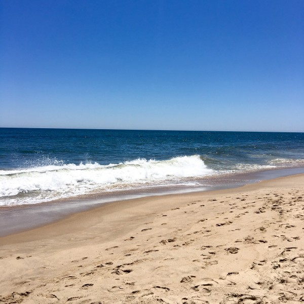 Bows & Sequins Travel Guide to The Hamptons in Montauk, New York: Surfing at the Beach