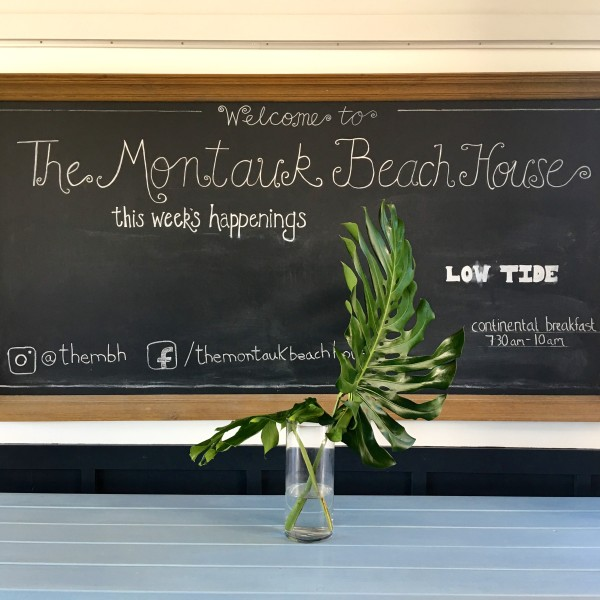 Bows & Sequins Travel Guide to The Hamptons in Montauk, New York: Montauk Beach House