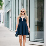 LBD: Little Blue Dress
