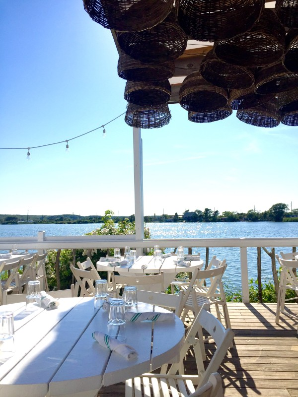 Bows & Sequins Travel Guide to The Hamptons in Montauk, New York: Dinner at Surf Lodge