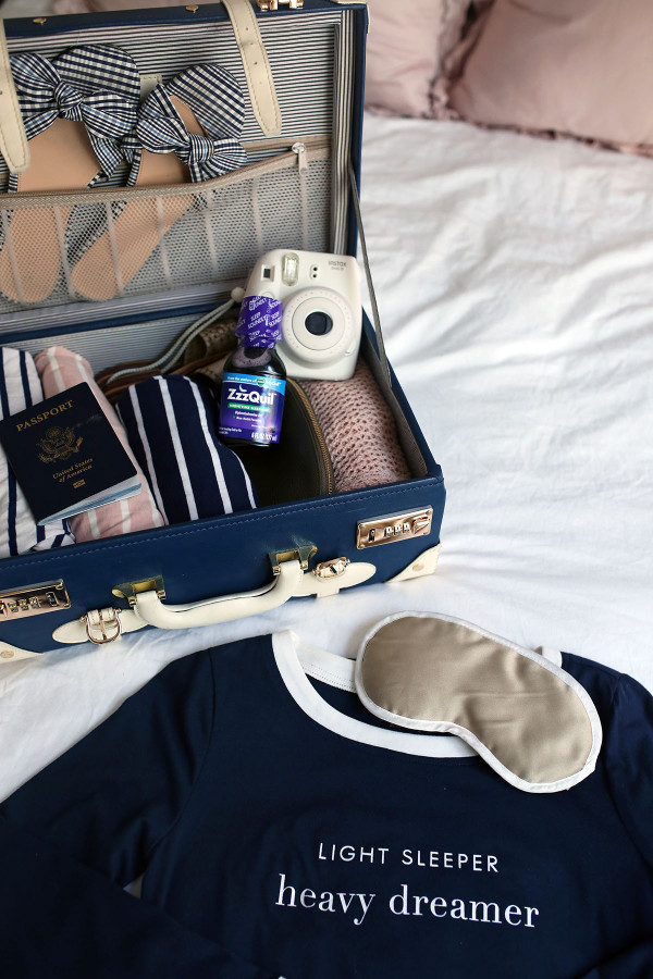 Bows & Sequins shares her top seven tips for summer travel!