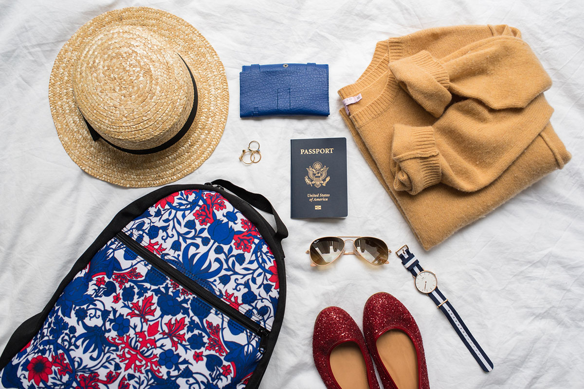 Bows & Sequins shares her Must Have Travel Items!