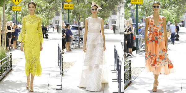 Lela Rose New York Fashion Week NYFW Spring Summer 2017