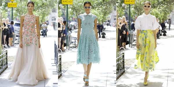 Lela Rose New York Fashion Week NYFW Spring Summer 2017