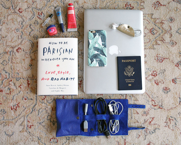 Bows & Sequins shares her must-have items for travel in Paris!