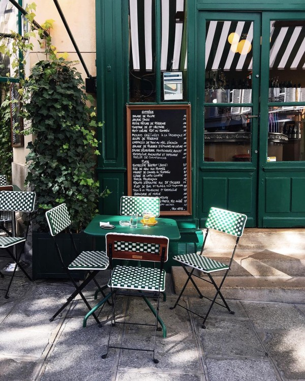 Day dreaming of sunny Parisian patios this morning jetsetjrs takemebackhellip