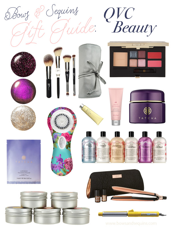Bows & Sequins Gift Guide: The Best of QVC Beauty