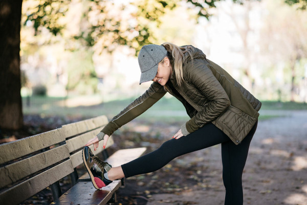Bows & Sequins shares her tips for staying active during the fall and holiday season!