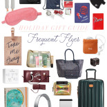 Gift Guide || Frequent Flyer