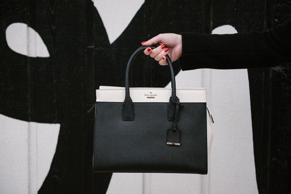 black-and-white-colorblock-kate-spade-bag