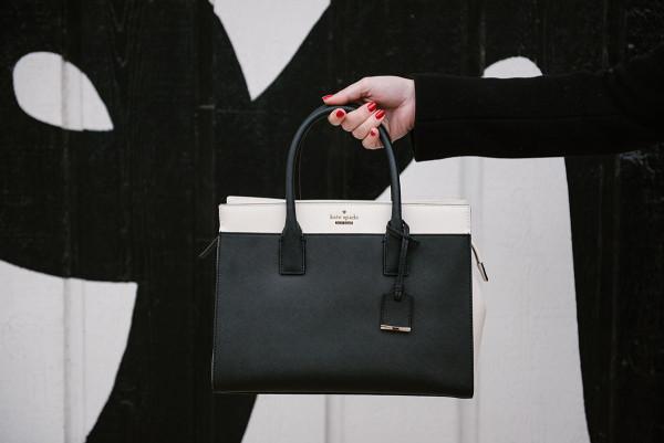black-and-white-colorblock-kate-spade-bag