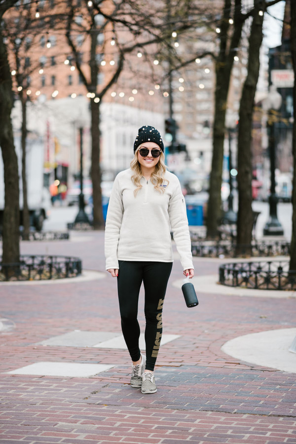 Bows & Sequins sharing her must-have base layers for ski trips and winter in the city.