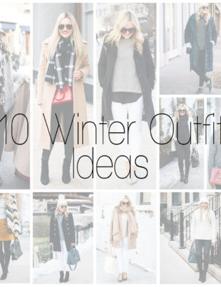 Bows & Sequins shares her 10 favorite winter outfits.