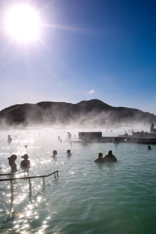 Bows & Sequins Iceland Travel Guide: Blue Lagoon Spa