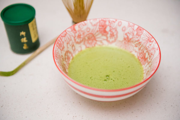 How to Make a Matcha Green Tea Latte at Home