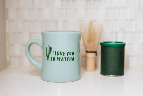 Easy Recipe to Make a Matcha Latte at Home