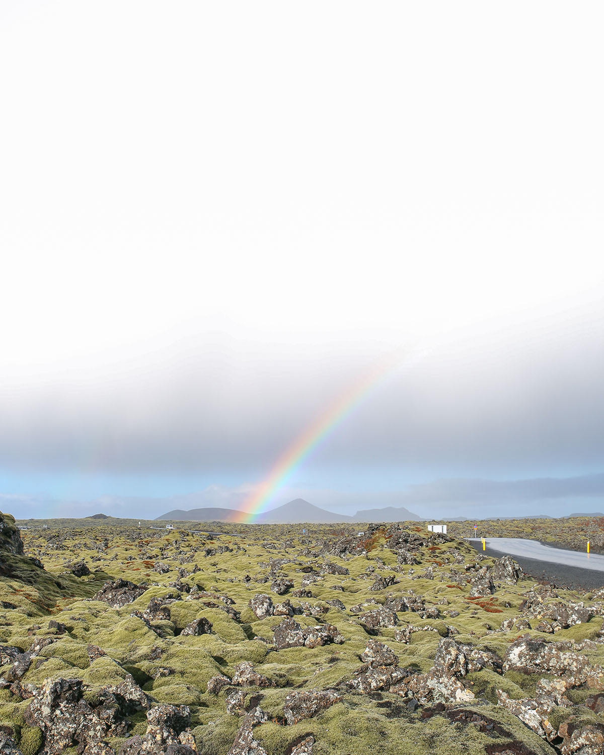 Bows & Sequins Travel Guide: Rainbow in Iceland