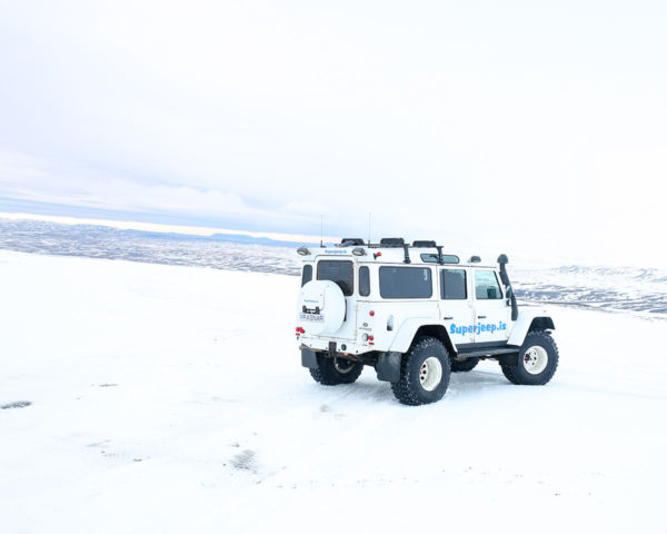 Bows & Sequins Iceland Travel Guide: Super Jeeps on Golden Circle Tour