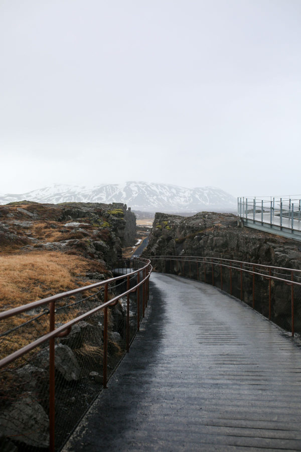 Bows & Sequins Iceland Travel Guide: Tectonic Plate Divide