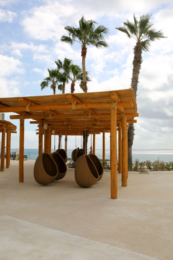 Bows & Sequins Hotel Review: Paradisus Los Cabos Swings