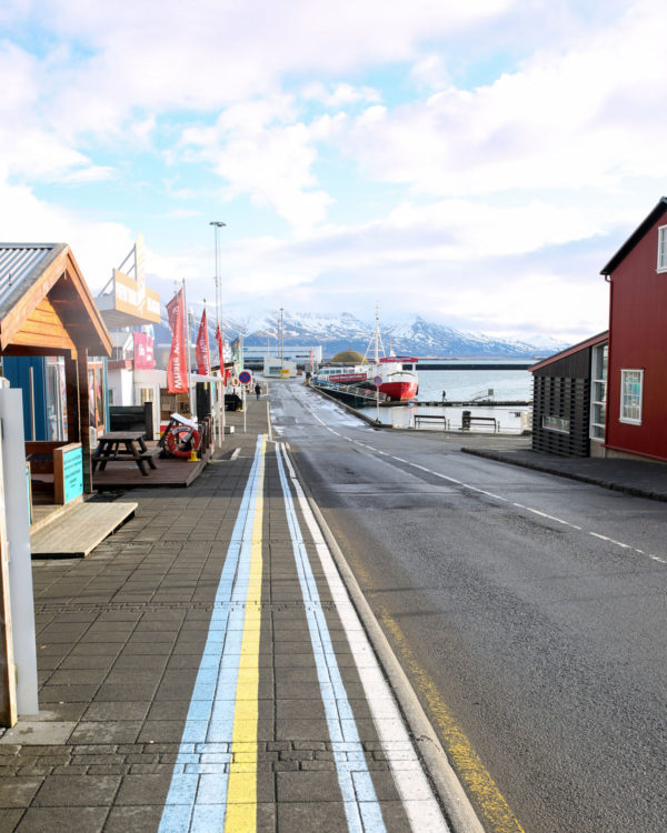 Bows & Sequins Iceland Travel Guide: Reykjavik Marina