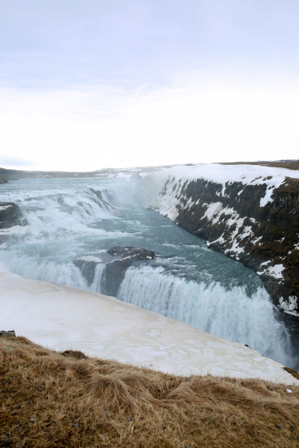 Bows & Sequins Iceland Travel Guide: Gulfoss Waterfall