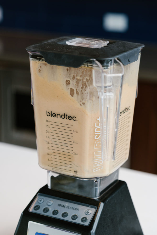 Bows & Sequins shares a bulletproof coffee recipe in a Blendtec blender.