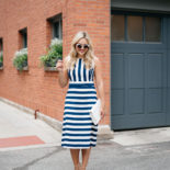 Spring & Summer Must: The Striped Dress