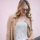 Spring Staple: The Camel Cardigan