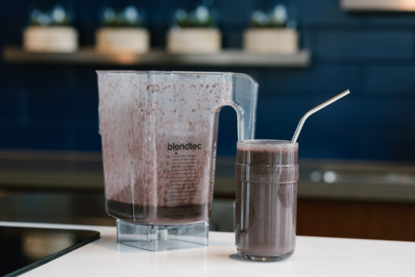 Bows & Sequins Post-Workout Smoothie Recipe