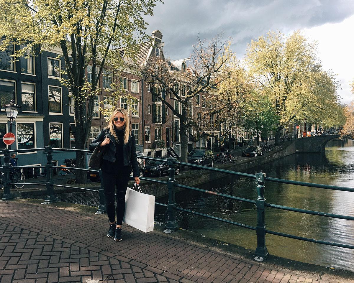 Bows & Sequins in Amsterdam, Netherlands. #jetsetjrs