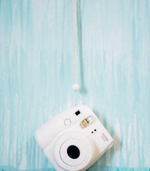 Fujifilm Instax Mini Polaroid Camera