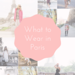 10 Outfits to Wear in Paris