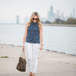 Summer Must Have: Cowl-Neck Top
